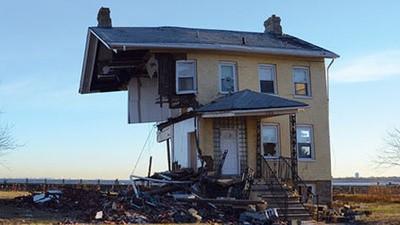Ausgerechnet die Jungs vom Burning Man helfen Opfern des Supersturms Sandy