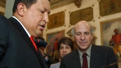 Hugo Chavez Told Me He Won't Sell Oil to the Kochs