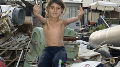 Oda a un montón de basura en Grecia