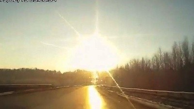 A Meteor Exploded Above Russia This Morning