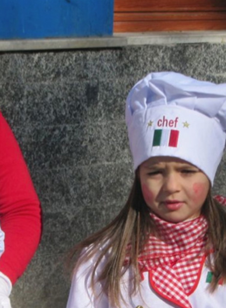 Carnival Day in Naples's Mafia-Run Slums