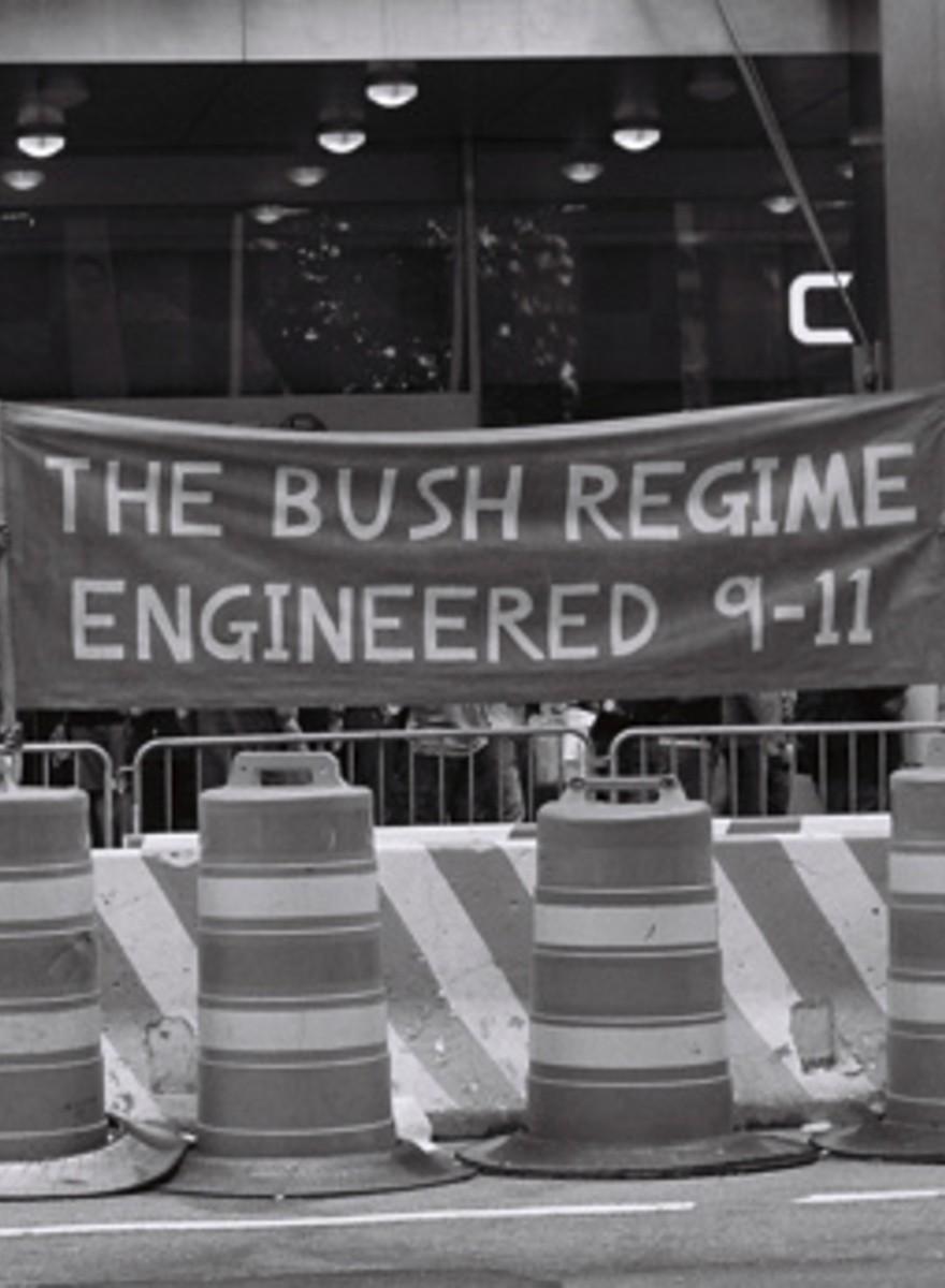 Estampas del 10 aniversario del 11-S