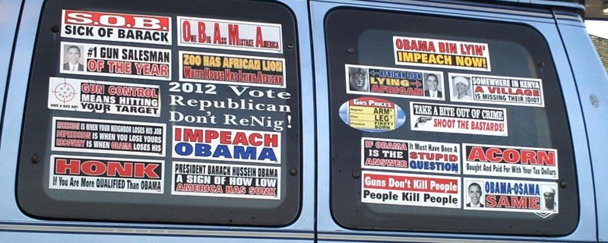 On the Road with Obama and Romney - Part 1