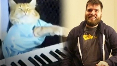 Keyboard Cat Guy