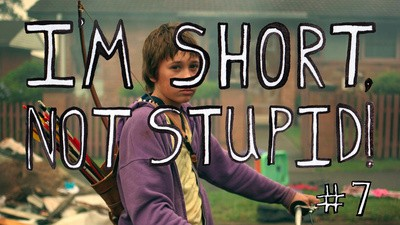I'm Short, Not Stupid Presents: 'I Love Sarah Jane'