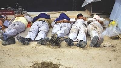 Otroci v Dubaji