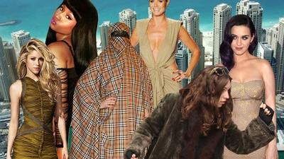 Săptămâna modei în Dubai pare cel mai groaznic show de pe planetă