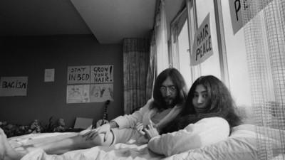 Wir haben Yoko Ono zu ihrem 80. Geburtstag interviewt