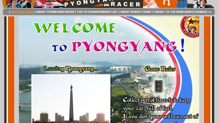 North Korea's First Racing Video Game Is Terrible