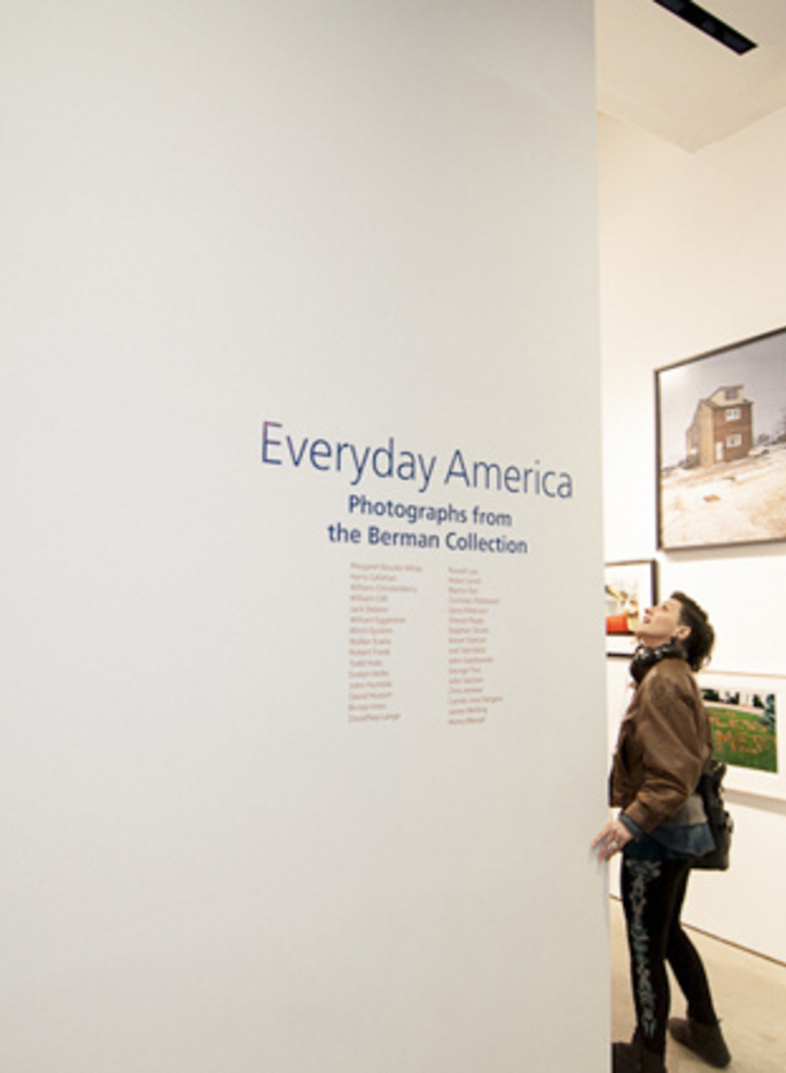 The 'Everyday America' Exhibition Was Like a Photo Mausoleum