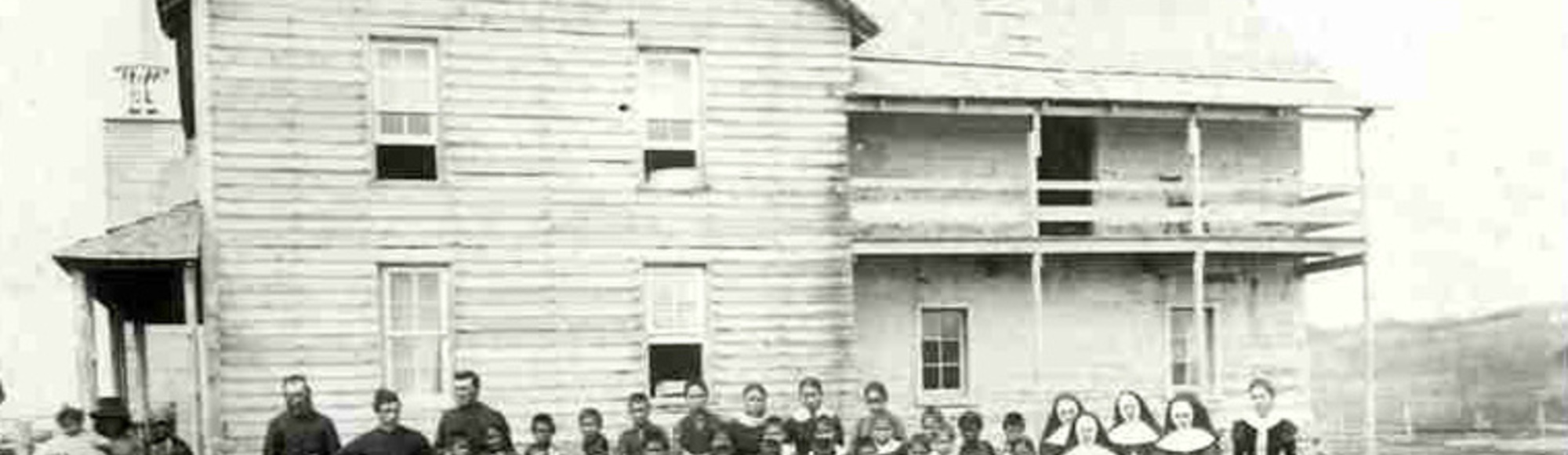 The Wildly Depressing History of Canadian Residential Schools