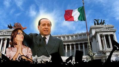Italiens Frauen lieben ihren Silvio