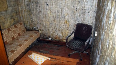 Abandoned Estonian Prisons Are a Little Slice of Hell
