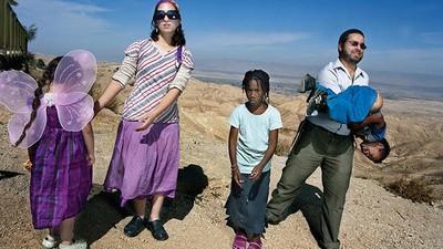 Le rêve américain en Cisjordanie