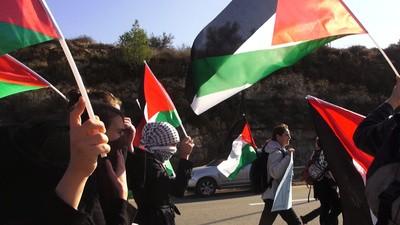 Verzet op de Westelijke Jordaanoever