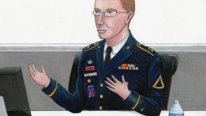 Bradley Manning in his Own Words: 'I Did It'