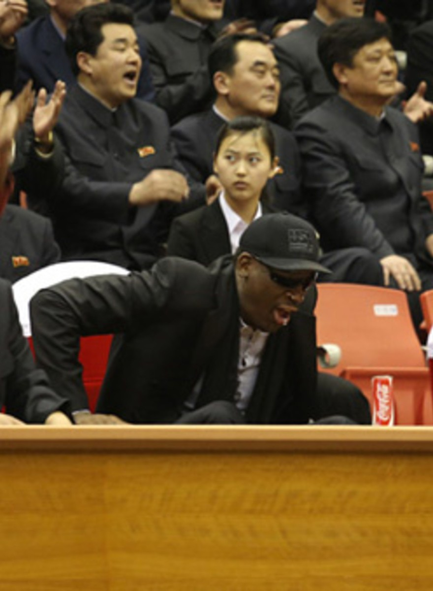Corea del Norte, Dennis Rodman y VICE son buenos amigos