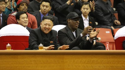 VICE e Dennis Rodman sono amici della Corea del Nord
