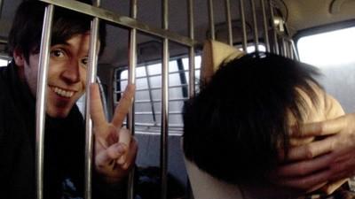 El mundo en autoestop: De Pekín a Hong Kong