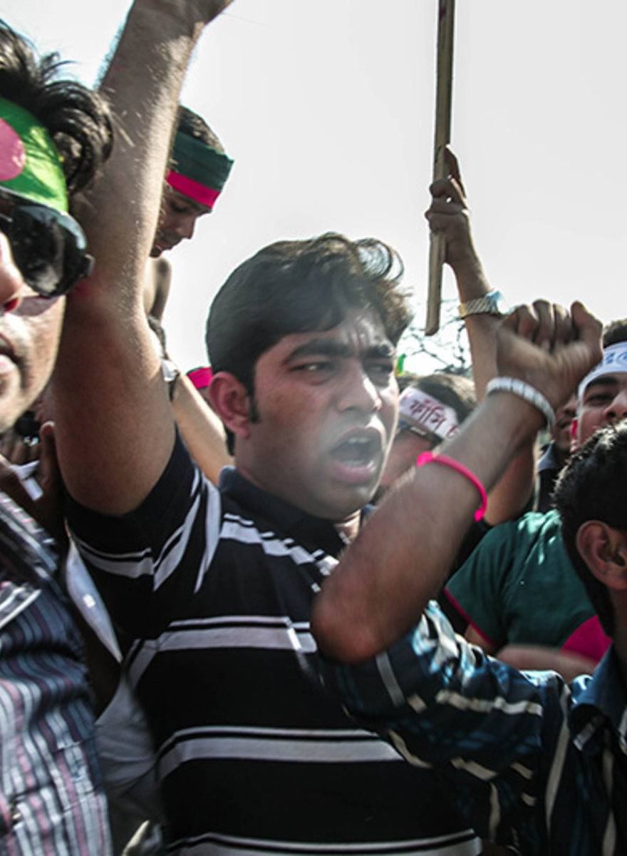 Explaining Bangladesh's Month of Massive Street Protests and Violence