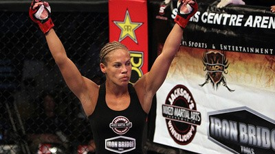 Julie Kedzie and the Early Days of Women's MMA