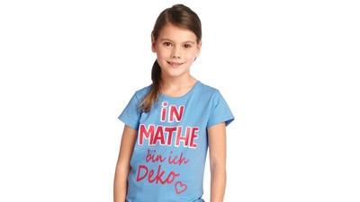 Der Otto Versand findet, Mädchen und Mathematik passen nicht so gut zusammen