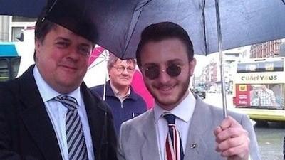Meet the Boy Wonder of the British Far-Right