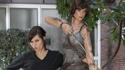 Nerd Meets VICE: Warum Nora Tschirner als Lara Croft nicht sexy ist