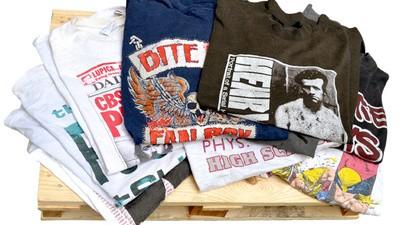 Les t-shirts de ma cave