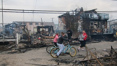 The Destruction of Breezy Point