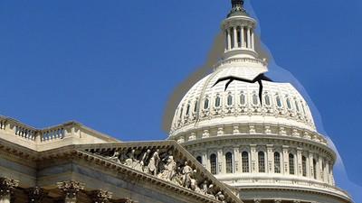 El Congreso de EE.UU se está resquebrajando