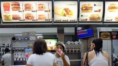 McDonald's neemt het niet zou nauw met de arbeidsrechten in Brazilië