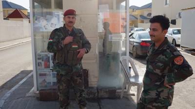 Auf ein Schnitzel im Irak