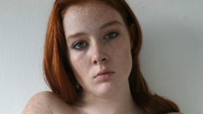 La Chica Kern de la Semana - Freckles