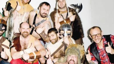 Osos vs Vikingos