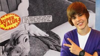 Wie Justin Bieber seine peinliche Existenz rechtfertigen könnte
