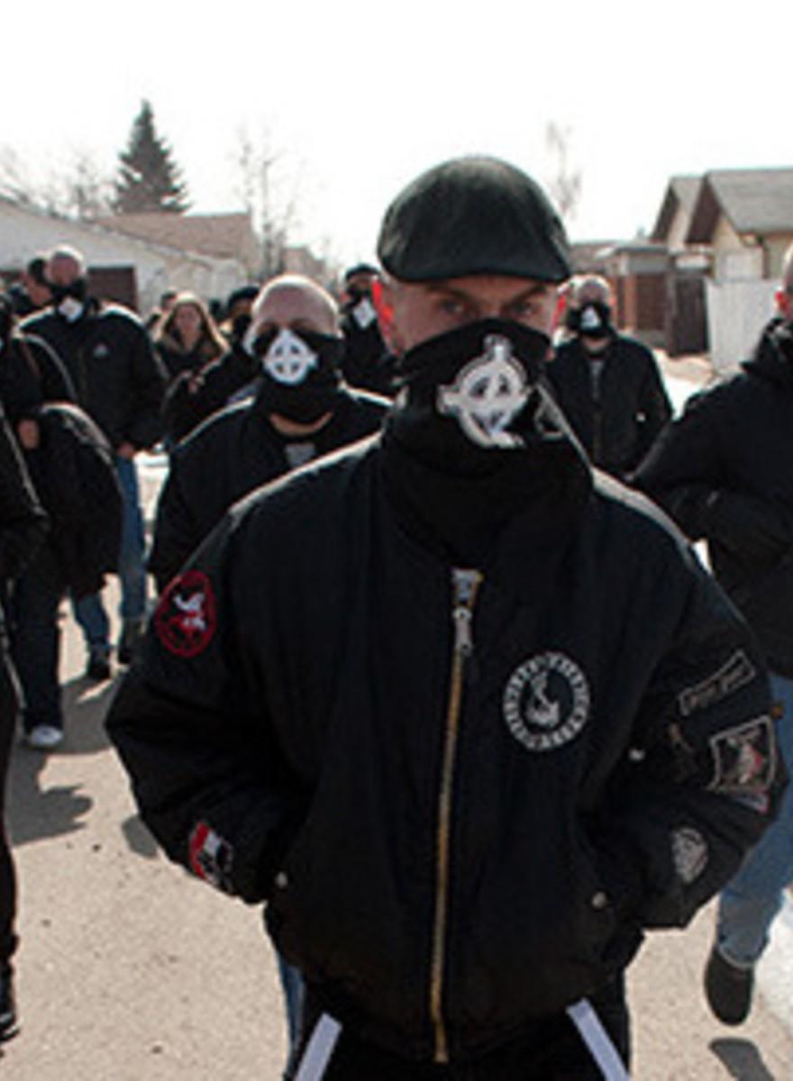 Otro vistazo al movimiento neonazi de Calgary