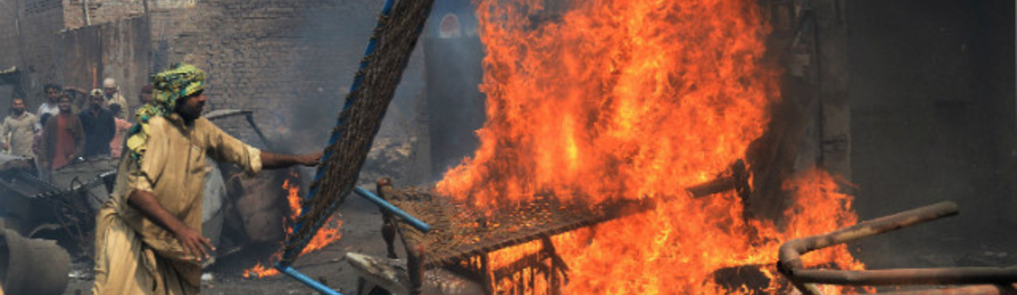 The Joseph Colony Fire: Blasphemy Laws in Pakistan Provide Cover for All Kinds of Grudges