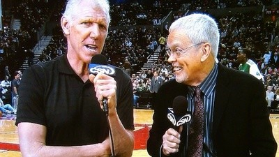 Bill Walton, the Tallest Troll