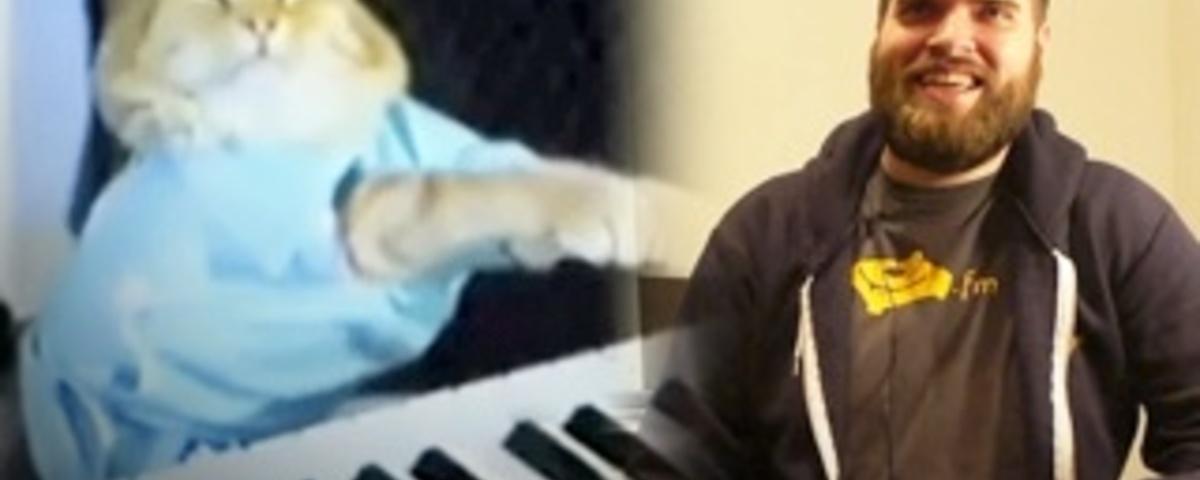 Keyboard Cat Guy