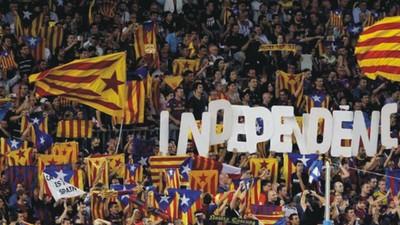 El Real Madrid quiere una Cataluña independiente