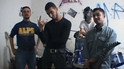 Heavy metal v Bagdádu