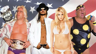 How Loco Cool Ranch D'Reet Tacs and Kate Upton's Chest Beefers Keep the USA Rockin' with the Heat of a Thousand Suns