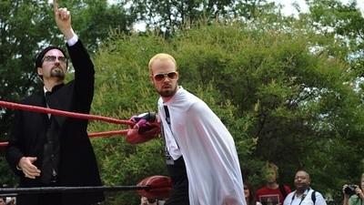 Michael Muhammad Knight vs. Hamza Yusuf
