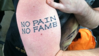 Kickin' It with the 'Terns – No Pain, No Fame