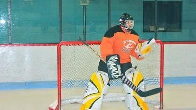 Blind Hockey Night in Canada