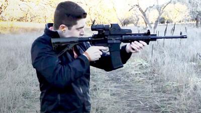 Click. Print. Gun. (Trailer)