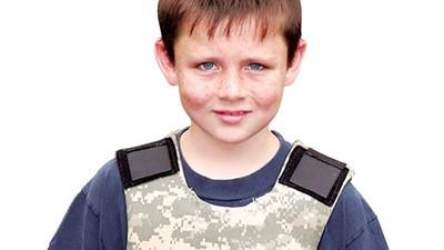 Enfants à l'épreuve des balles