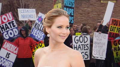 What Do Hate Groups Think of Jennifer Lawrence?