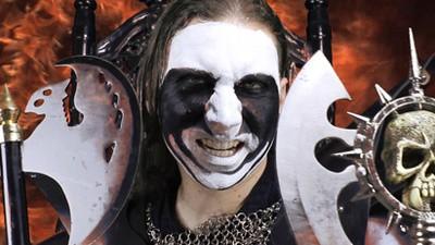 Heil Seitán: Cocinando con el chef vegano del Black Metal